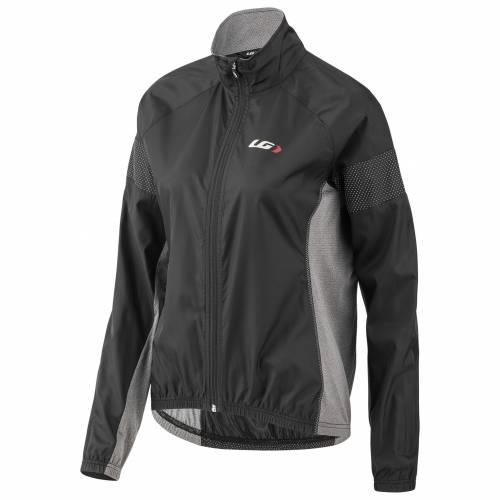 LOUIS GARNEAU レディース 【 Womens Modesto 3 Cycling Jacket 】 Black/grey