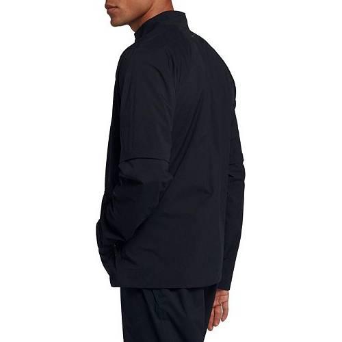 ナイキ NIKE メンズ ゴルフ メンズファッション コート ジャケット 【 Mens Hypershield Golf Rain Jacket 】 Black