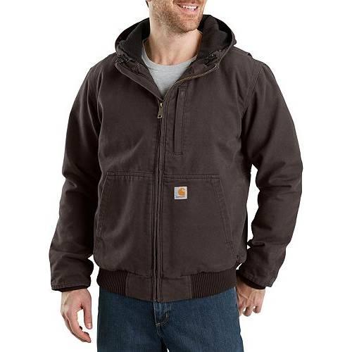 カーハート CARHARTT メンズ スウィング メンズファッション コート ジャケット 【 Mens Full Swing Armstrong Active Jacket 】 Dark Brown