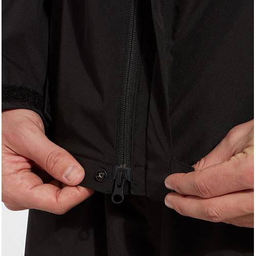 FIELD & STREAM フィールド メンズ ディフェンダー メンズファッション コート ジャケット 【 Field And Stream Mens Squall Defender Rain Jacket 】 Pure Black