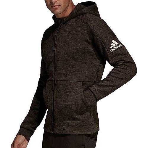 アディダス ADIDAS スタジアム 黒 ブラック 灰色 グレ MEN'S 【 BLACK ADIDAS ID STADIUM JACKET GREY SIX 】 メンズファッション コート ジャケット