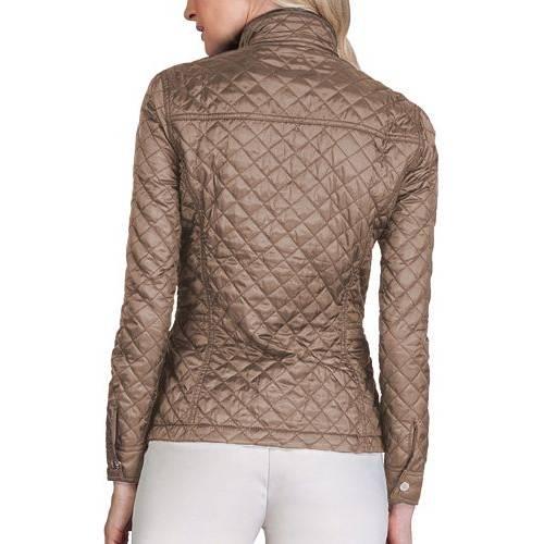 TAIL レディース ゴルフ 【 Womens Perla Quilted Golf Jacket 】 Truffle