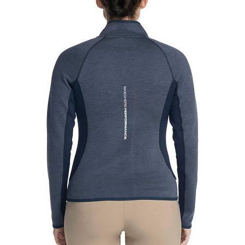SKECHERS レディース ゴルフ 【 Womens Go Golf Downswing Golf Jacket 】 Navy