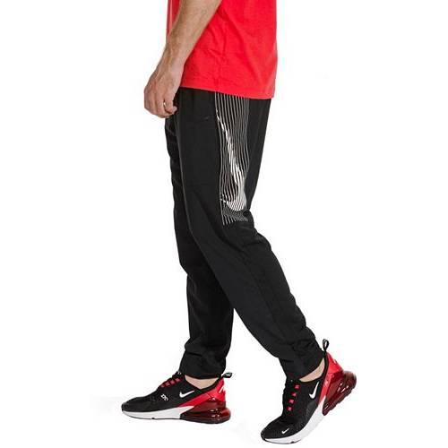 ナイキ NIKE メンズ メンズファッション ズボン パンツ 【 Mens Dry Linear Vision Tapered Pants 】 Black/black/black