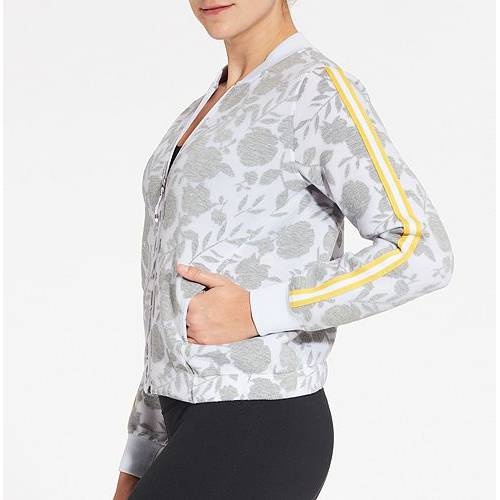 CALIA BY CARRIE UNDERWOOD レディース 【 Womens Burnout Spacer Jacket 】 Lhg/pure White