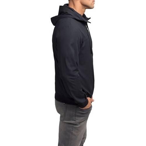 TRAVISMATHEW メンズ ゴルフ メンズファッション コート ジャケット 【 Mens Wanderlust Golf Jacket 】 Black