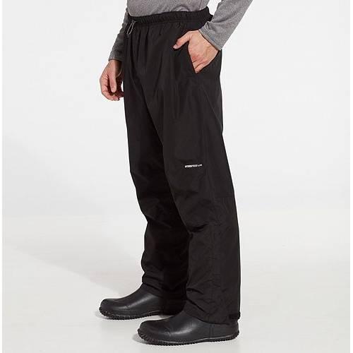 FIELD & STREAM フィールド メンズ ディフェンダー メンズファッション ズボン パンツ 【 Field And Stream Mens Squall Defender Rain Pants 】 Pure Black