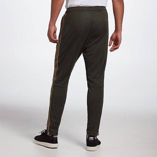 アディダス ADIDAS メンズ トレーニング メンズファッション ズボン パンツ 【 Mens Metallic Tiro 19 Training Pants (regular And Big And Tall) 】 Legend Earth/gold Metallc