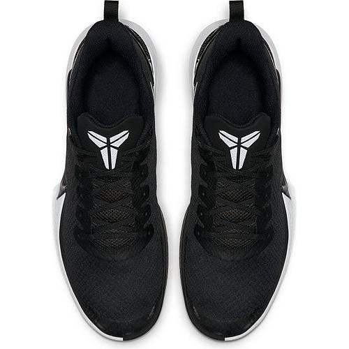 ナイキ NIKE コービー バスケットボール スニーカー 運動靴 黒 ブラック 白 ホワイト スニーカー 【 BLACK WHITE NIKE KOBE MAMBA FOCUS BASKETBALL SHOES 】 メンズ スニーカー