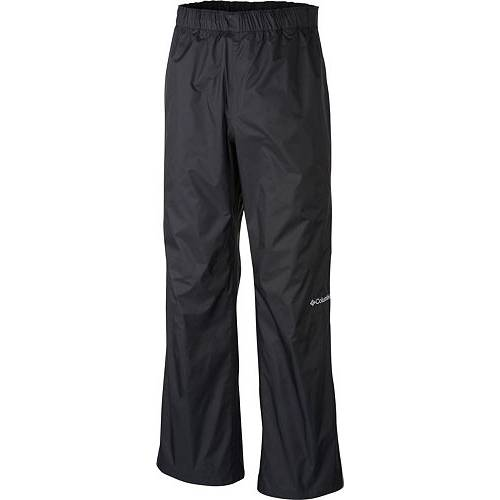 コロンビア COLUMBIA メンズ レベル メンズファッション ズボン パンツ 【 Mens Tall And Extended Rebel Roamer Rain Pants (regular And Big And Tall) 】 Black