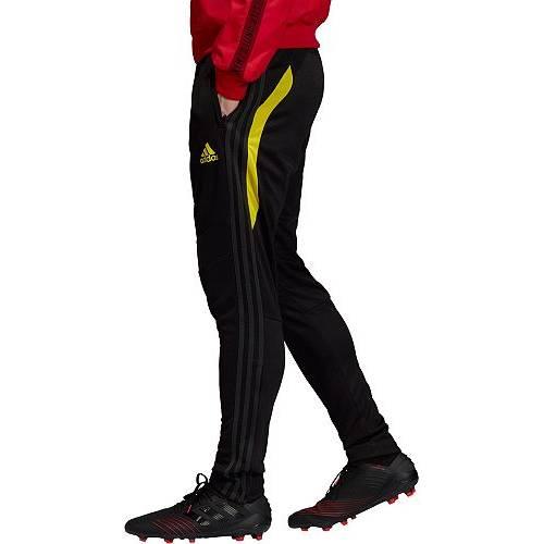 【★スーパーセール中★ 6/11深夜2時迄】アディダス ADIDAS メンズ 黒 ブラック トレーニング メンズファッション ズボン パンツ 【 Mens Manchester United 19 Black Training Pants 】 Color
