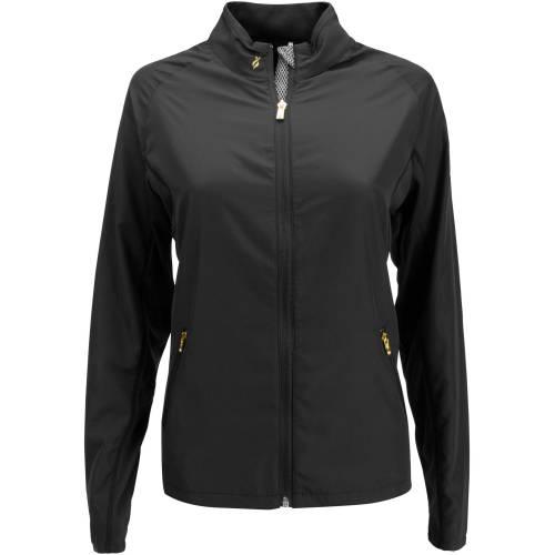 【★スーパーセール中★ 6/11深夜2時迄】NANCY LOPEZ GOLF レディース ゴルフ 【 Nancy Lopez Womens Compass Full-zip Golf Jacket - Extended Sizes 】 Black