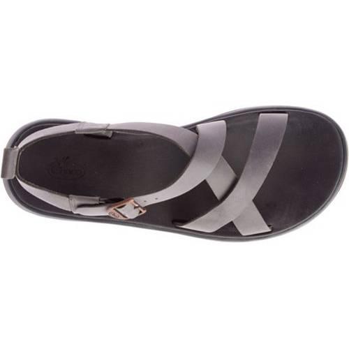 チャコ CHACO メンズ スニーカー 【 Mens Wayfarer Sandals 】 Grey