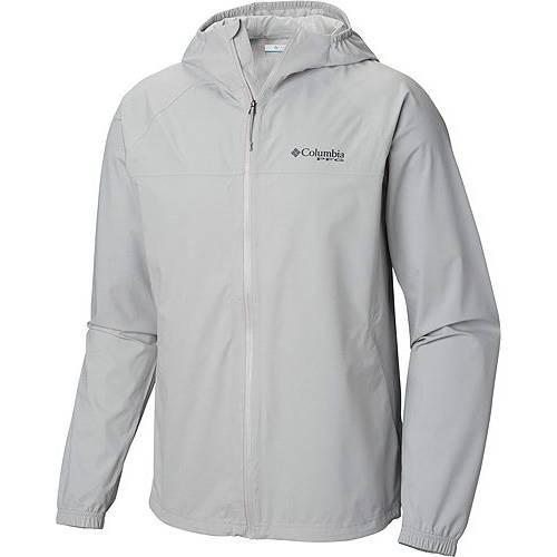コロンビア COLUMBIA メンズ メンズファッション コート ジャケット 【 Mens Tamiami Hurricane Jacket 】 Cool Grey