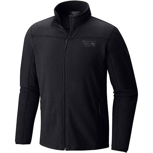 MOUNTAIN HARDWEAR 2.0 メンズファッション コート ジャケット メンズ 【 Microchill 2.0 Jacket 】 Black