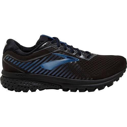 ブルックス BROOKS メンズ スニーカー 運動靴 【 Mens Ghost 12 Gtx Running Shoes 】 Black/blue