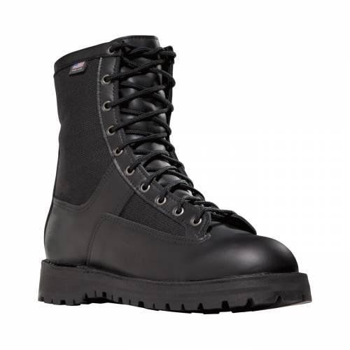 ダナー DANNER メンズ ブーツ 【 Mens Acadia 8 Waterproof Work Boots 】 Black
