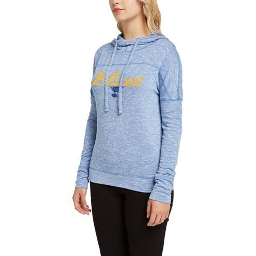 CONCEPTS SPORT レディース St. レディースファッション トップス パーカー 【 Womens St. Louis Blues Marble Royal Heathered Pullover Hoodie 】 Color