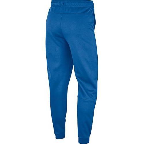 ナイキ NIKE メンズ デトロイト ライオンズ サイドライン パフォーマンス 青 ブルー メンズファッション ズボン パンツ 【 Mens Detroit Lions Sideline Therma-fit Performance Blue Pants 】 Color