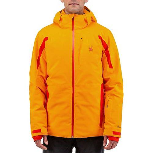 SPYDER メンズ メンズファッション コート ジャケット 【 Mens Copper Gtx Insulated Jacket 】 Flare