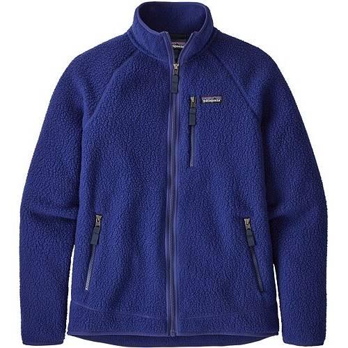 PATAGONIA メンズ フリース メンズファッション コート ジャケット 【 Mens Retro Pile Fleece Jacket 】 Cobalt Blue