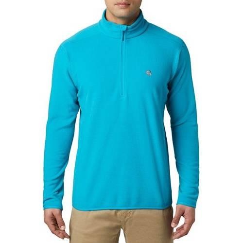 MOUNTAIN HARDWEAR MEN'S 【 MOUNTAIN HARDWEAR MACROCHILL 1 2 ZIP JACKET TRAVERSE 】 メンズファッション コート ジャケット