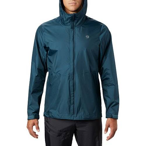 MOUNTAIN HARDWEAR メンズ メンズファッション コート ジャケット 【 Mens Acadia Jacket 】 Icelandic