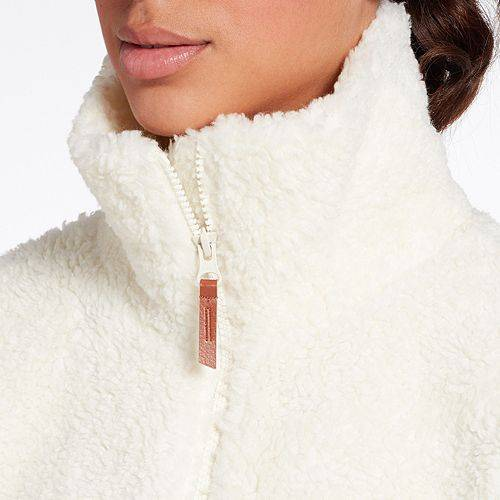 ALPINE DESIGN レディース 【 Womens Talia Ridge Sherpa Jacket 】 Marshmallow
