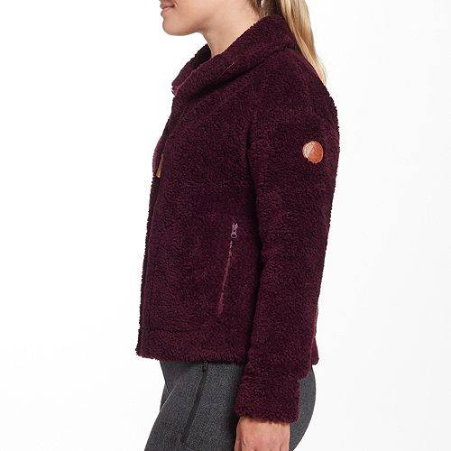【★スーパーセール中★ 6/11深夜2時迄】ALPINE DESIGN レディース 【 Womens Talia Ridge Sherpa Jacket 】 Potent Purple