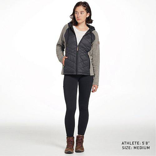 【★スーパーセール中★ 6/11深夜2時迄】ALPINE DESIGN レディース フリース 【 Womens Hazel Mountain Fleece Jacket 】 Paloma