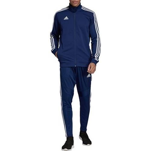 アディダス ADIDAS メンズ トレーニング メンズファッション コート ジャケット 【 Mens Tiro 19 Training Jacket 】 Dark Blue/bold Blue/white