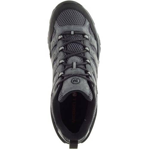 MERRELL スニーカー 運動靴 MEN'S スニーカー 【 MERRELL MOAB 2 WATERPROOF HIKING SHOES GRANITE 】 メンズ スニーカー