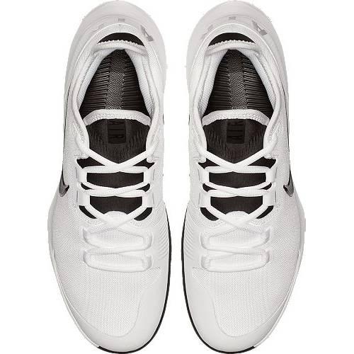 ナイキ NIKE メンズ エアー マックス テニス スニーカー 運動靴 【 Mens Air Max Wildcard Tennis Shoes 】 White/black/red