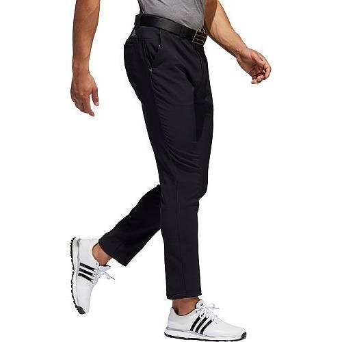 アディダス ADIDAS フォール ゴルフ 黒 ブラック MEN'S 【 GOLF BLACK ADIDAS ULTIMATE365 FALL WEIGHT PANTS 】 メンズファッション ズボン パンツ