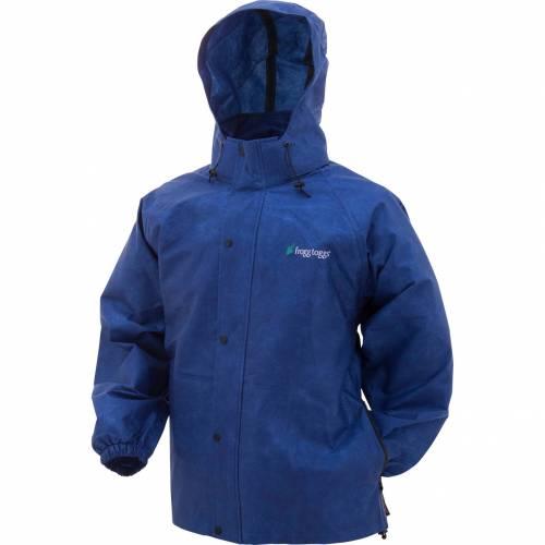 FROGG TOGGS メンズ クラシック プロ アクション メンズファッション コート ジャケット 【 Mens Classic Pro Action Rain Jacket 】 Royal Blue
