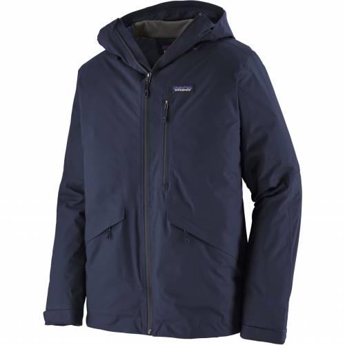 PATAGONIA メンズ メンズファッション コート ジャケット 【 Mens Snowshot Insulated Jacket 】 Classic Navy