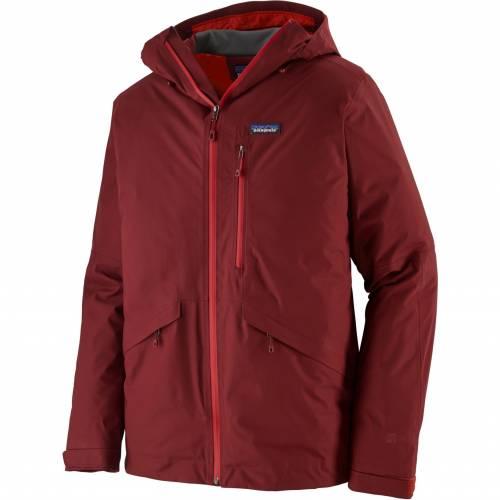 PATAGONIA メンズ メンズファッション コート ジャケット 【 Mens Snowshot Insulated Jacket 】 Oxide Red