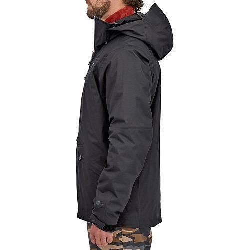 PATAGONIA メンズ メンズファッション コート ジャケット 【 Mens Snowshot Insulated Jacket 】 Black