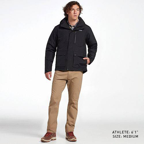 PATAGONIA メンズ ダウン メンズファッション コート ジャケット 【 Mens Topley Down Jacket 】 Black