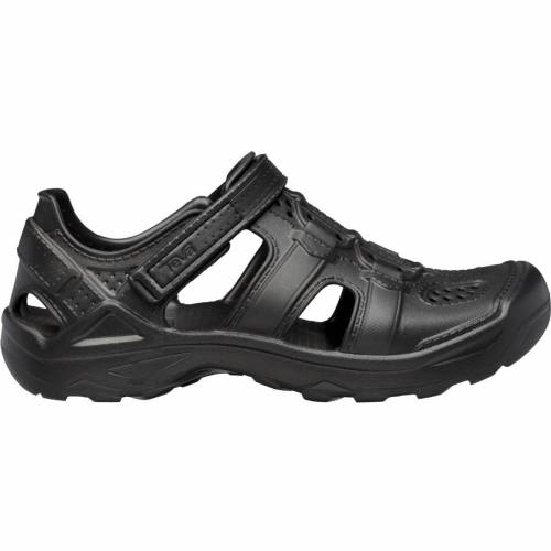 TEVA テバ TEVA メンズ スニーカー 【 Mens Omnium Drift Sandals 】 Black
