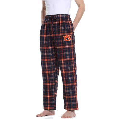 CONCEPTS SPORT メンズ タイガース アルティメイト インナー 下着 ナイトウエア ナイト ルーム パジャマ 【 Mens Auburn Tigers Blue/orange Ultimate Sleep Pants 】 Color