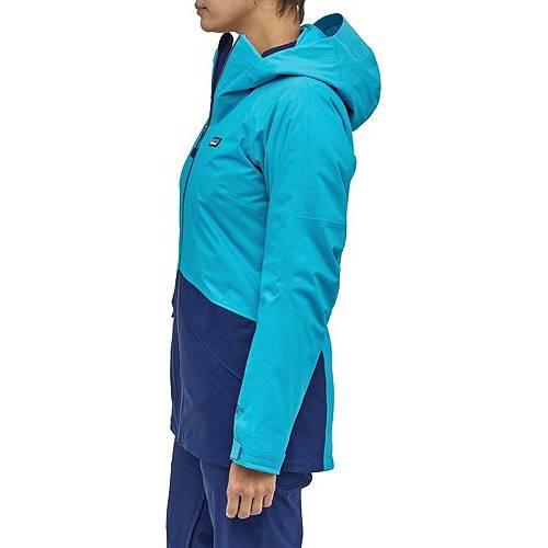【★スーパーセール中★ 6/11深夜2時迄】PATAGONIA レディース 【 Womens Insulated Snowbelle Jacket 】 Curacao Blue
