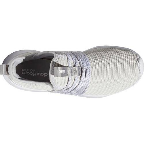 アディダス ADIDAS メンズ ライト アダプト スニーカー 運動靴 【 Mens Lite Racer Adapt Shoes 】 White/grey