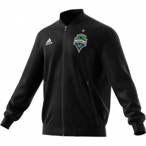 アディダス ADIDAS メンズ シアトル 緑 グリーン メンズファッション コート ジャケット 【 Mens Seattle Sounders Anthem Green Full-zip Jacket 】 Color