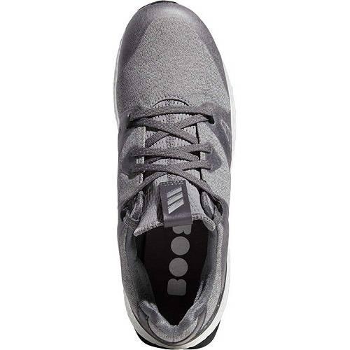 アディダス ADIDAS メンズ ゴルフ スニーカー 運動靴 3.0 【 Mens Crossknit 3.0 Golf Shoes 】 Grey/black
