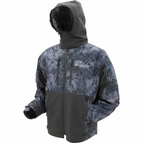 FROGG TOGGS メンズ メンズファッション コート ジャケット 【 Mens Pilot Ii Guide Jacket 】 Blackout