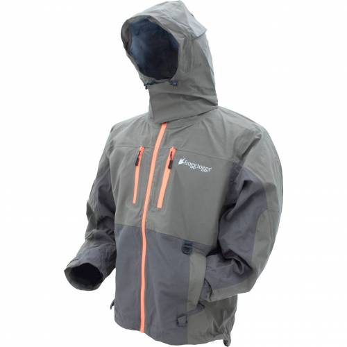 FROGG TOGGS メンズ メンズファッション コート ジャケット 【 Mens Pilot Ii Guide Jacket 】 Gray