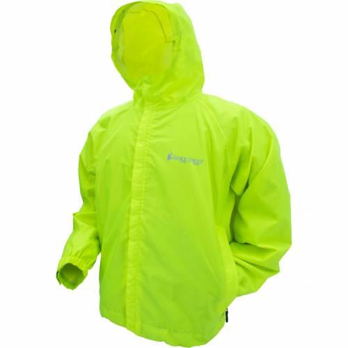 FROGG TOGGS メンズ メンズファッション コート ジャケット 【 Mens Stormwatch Jacket 】 Yellow