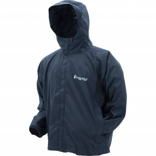 FROGG TOGGS メンズ メンズファッション コート ジャケット 【 Mens Stormwatch Jacket 】 Black