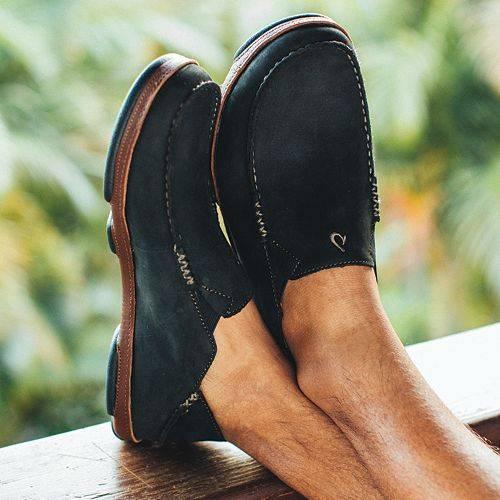 OLUKAI スニーカー 運動靴 MEN'S スニーカー 【 OLUKAI MOLOA SHOES RAY 】 メンズ スニーカー